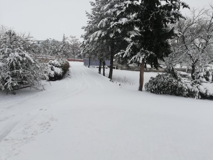 Arguvan´da kar etkili oluyor