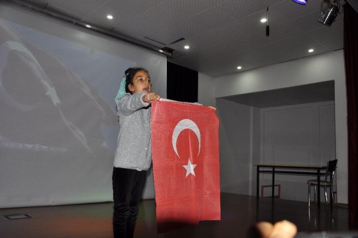 Arguvan´da Mehmet Akif Ersoy´u anma programı