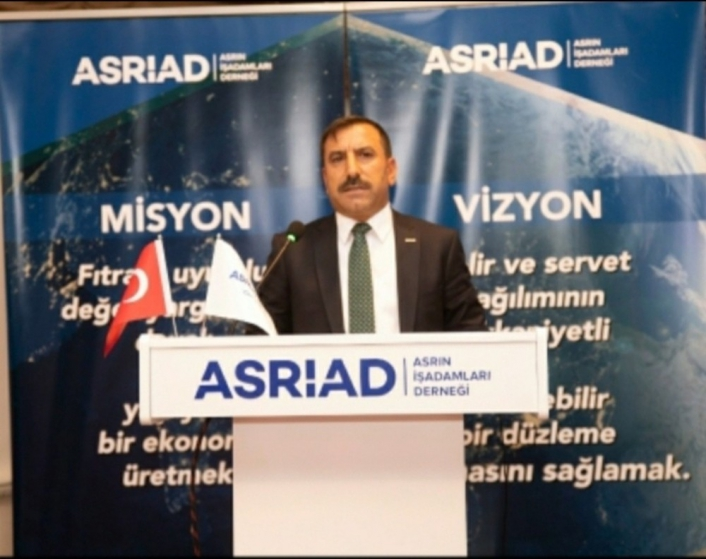 ASRİAD Başkanı Özal´den Ahilik Haftası mesajı