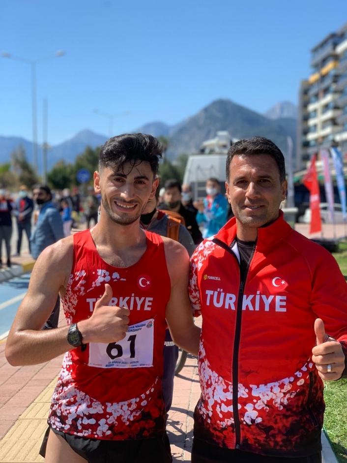 Atlet Serhat Güngör´e Milli Takım kampı daveti
