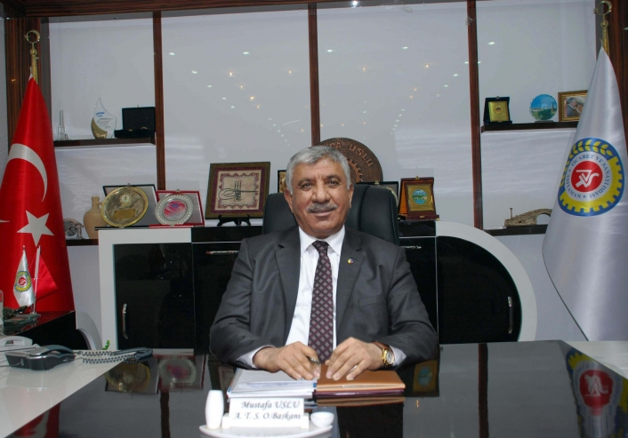 ATSO Başkanı Uslu´dan Ramazan Ayı mesajı