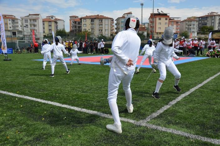 Avrupa Spor Haftası etkinlikleri Malatya´da etkinlikler kutlanıyor