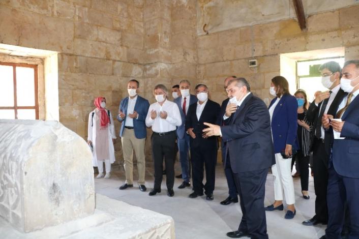 Bakan Yardımcısı Demircan, Sivas´ta incelemelerde bulundu