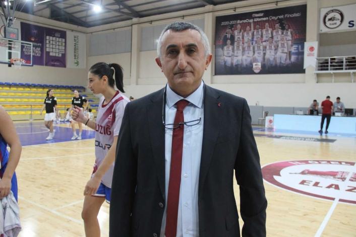Başantrenör Akkaya: