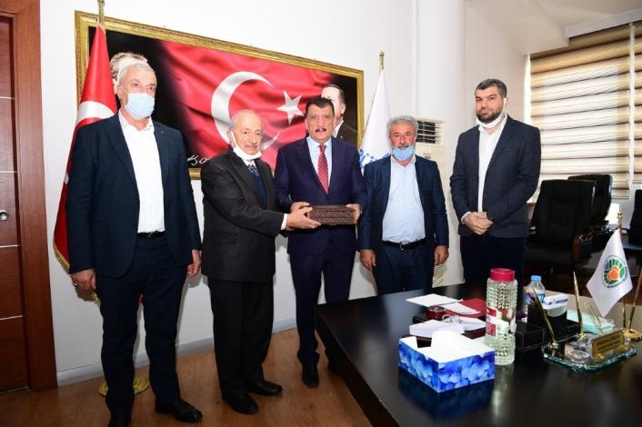 Başkan Gürkan, muhtarlarla buluştu