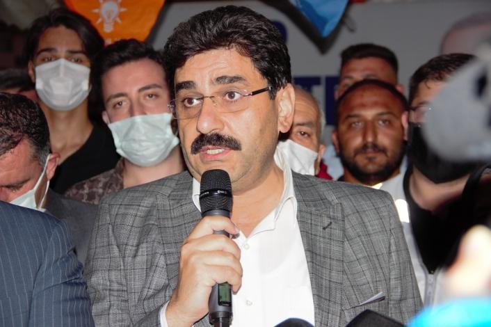 Başkan Hakan Aksu: