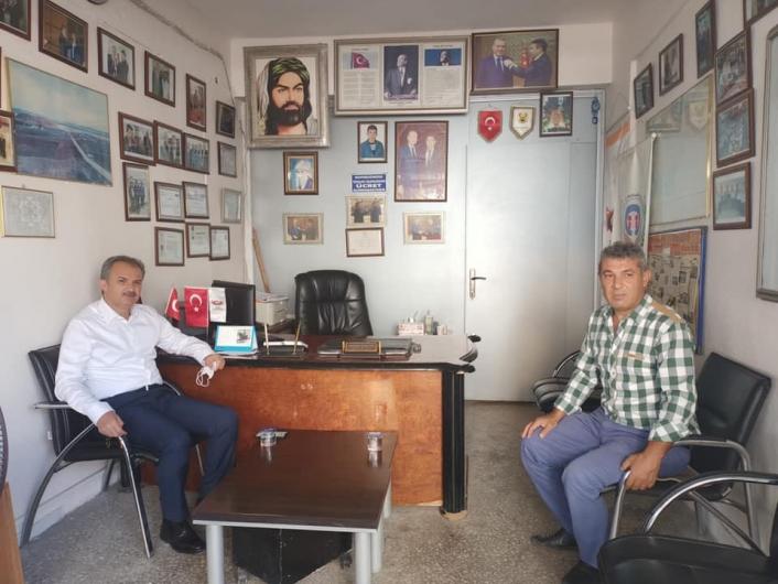 Başkan Kılınç´tan, Turgut Reis Mahallesine ziyaret