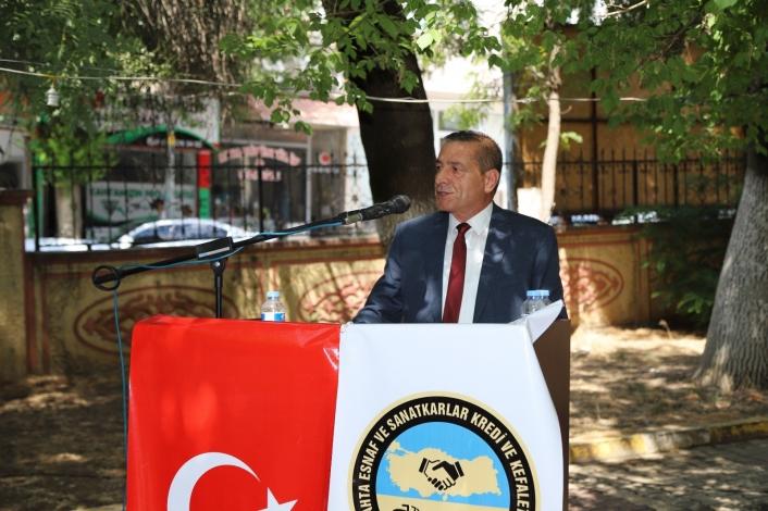 Başkan Mehmet Çatan, güven tazeledi