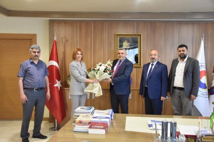 Başkan Sadıkoğlu: