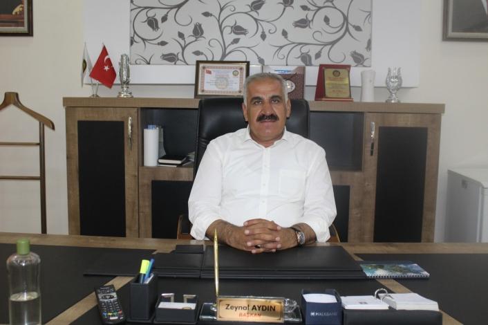 Başkan Zeynal Aydın, güven tazeledi