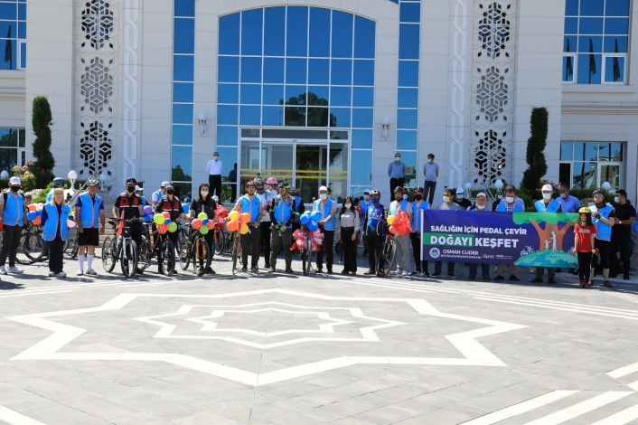 Battalgazi Belediyesi´nden özel bisiklet turu etkinliği
