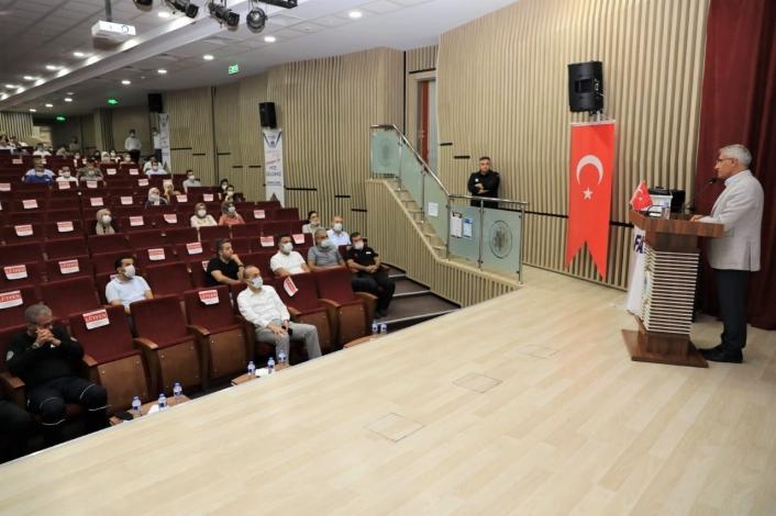 Battalgazi Belediyesi personellerine farkındalık semineri