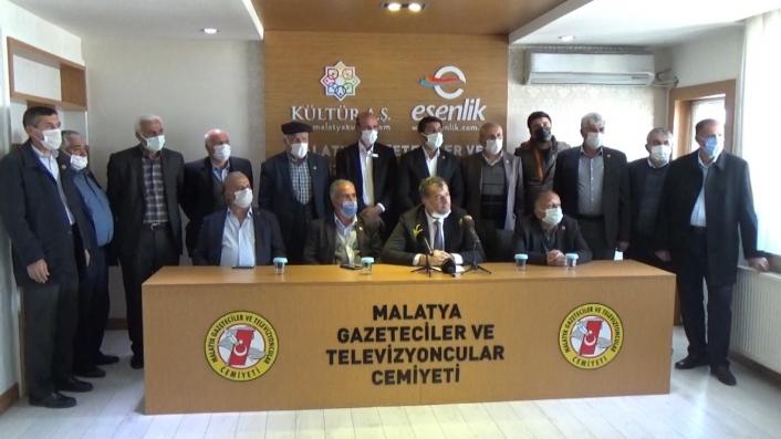 Battalgazi´de bölge halkı Şilan barajı istiyor