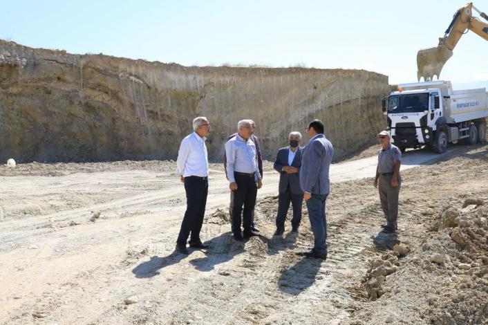 Battalgazi´de Tekstilkent Projesinin startı verildi