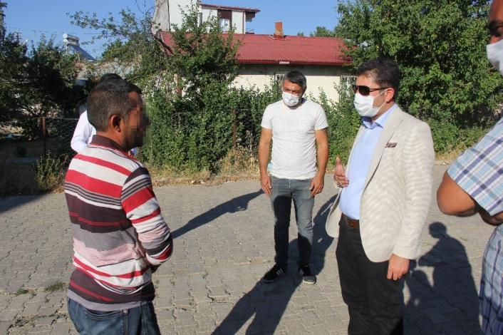 Belediye başkanı, alkol bağımlısı vatandaşı tedaviye ikna etti
