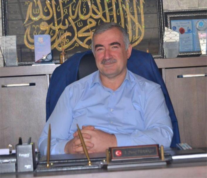 Belediye Başkanı İbrahim Yusuf Turanlı korona virüse yakalandı
