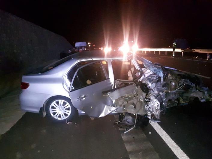 Belediye Başkanı kaza yaptı, araç hurdaya döndü: 7 yaralı