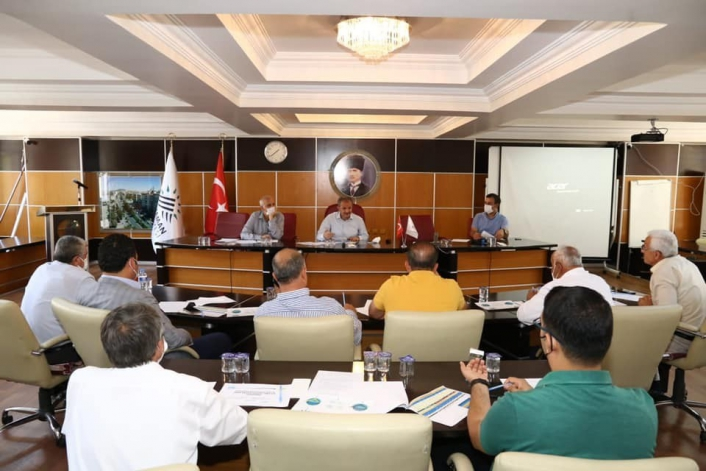 Belediyeler birliği toplantısı Adıyaman´da yapıldı
