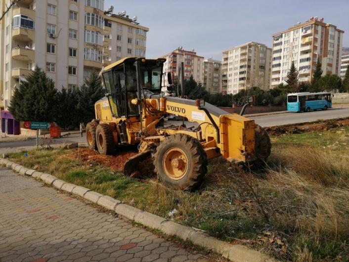 Büyükşehir Belediyesi´nden çevre temizliği