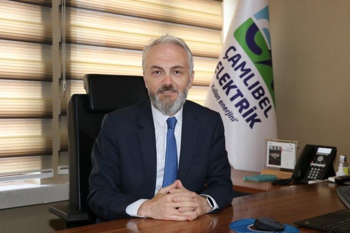Çamlıbel Elektrik´in yeni Genel Müdürü Fahrettin Tunç oldu