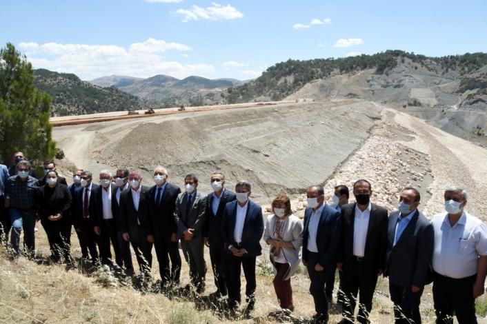 Çetintepe Barajı tarımsal ekonominin can damarı olacak