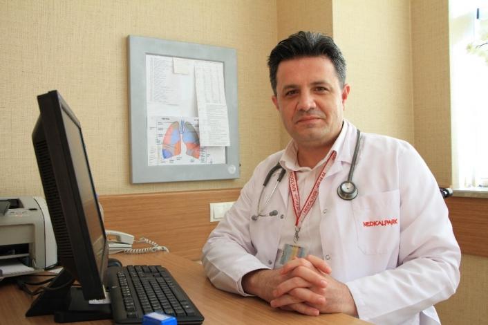 Covid-19´la akciğer kanseri saptanan hasta sayısı arttı