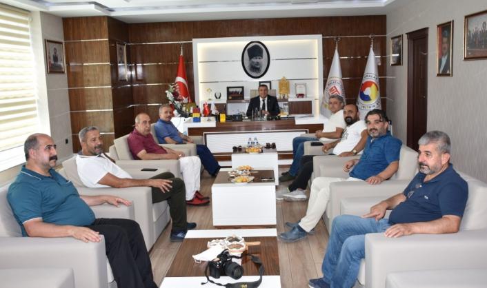 Cumhurbaşkanı Erdoğan, kayısı ihraatını yakından takip ediyor