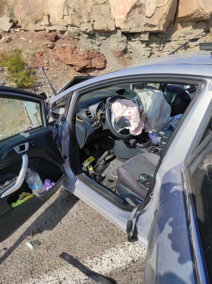 Cumhuriyet Savcısı geçirdiği kazada yaralandı, annesi hayatını kaybetti