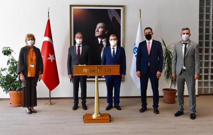 Cumhuriyet Üniversitesi ve ASELSAN arasında iş birliği anlaşması