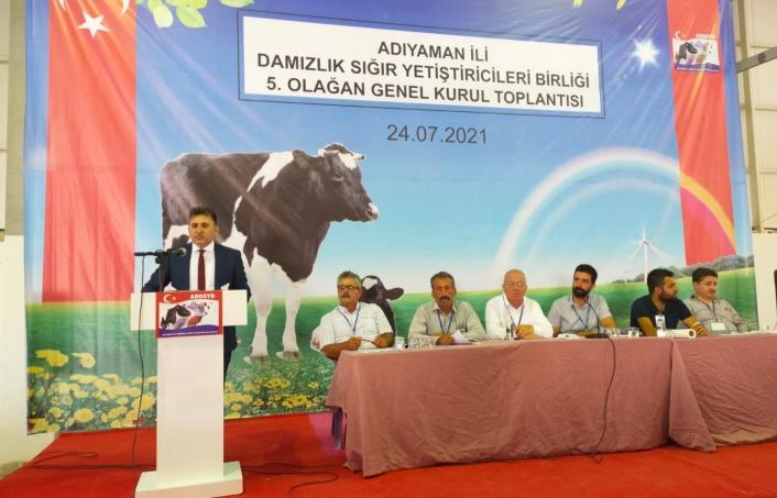 Damızlık Sığır Yetiştiricileri Birliğinde Zeki Selçuk dönemi