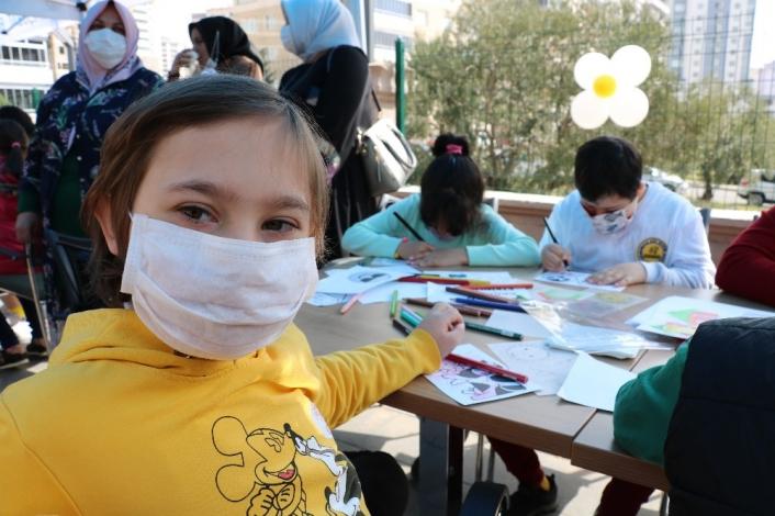 Down sendromlu çocuklara özel rehabilitasyon merkezi