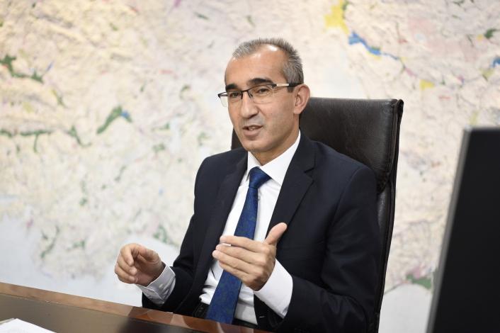 DSİ Genel Müdürü Yıldız,