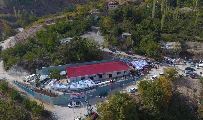 Dulkadiroğlu´nda 22 mahalle sosyal tesise kavuştu