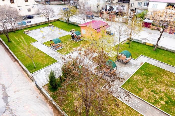 Dulkadiroğlu´nda park ve bahçelere düzenleme