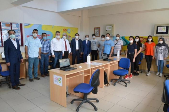 EBA Destek Noktası Turgut Özal Anadolu Lisesi oldu