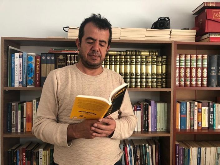 Eğitimci Yazar Nevzat Güzel´in `Yoldakiler´ kitabı çıktı
