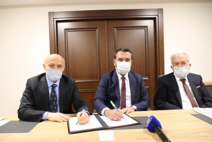 Elazığ Belediyesi´nde bin 865 işçi için iş sözleşmesi imzalandı