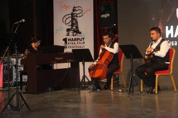 Elazığ´da 1´inci Harput Kısa Film Festivali başladı