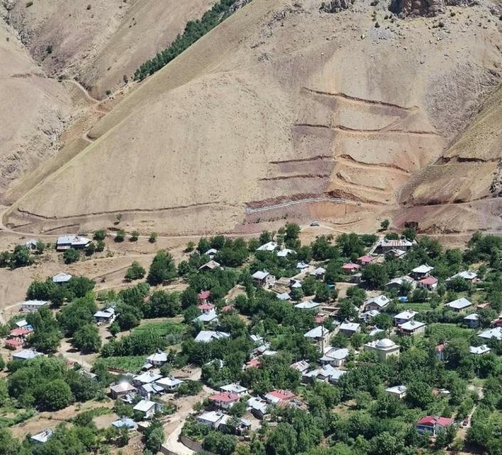 Elazığ´da 1 köy karantinaya alındı