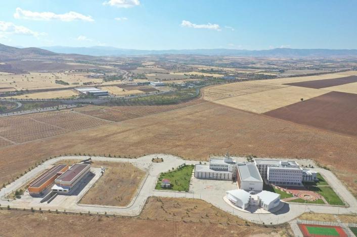 Elazığ´da 100 hektarlık alanda 46 bin adet fidan dikilecek