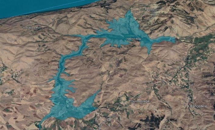 Elazığ´da Behramaz Havzası Master Planı kapsamında baraj ihalesi yapıldı