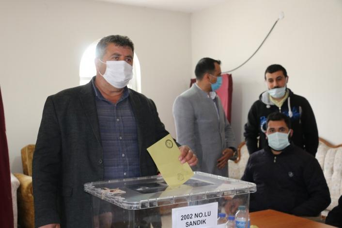 Elazığ´da bir köy mahalle olmak için referanduma gitti