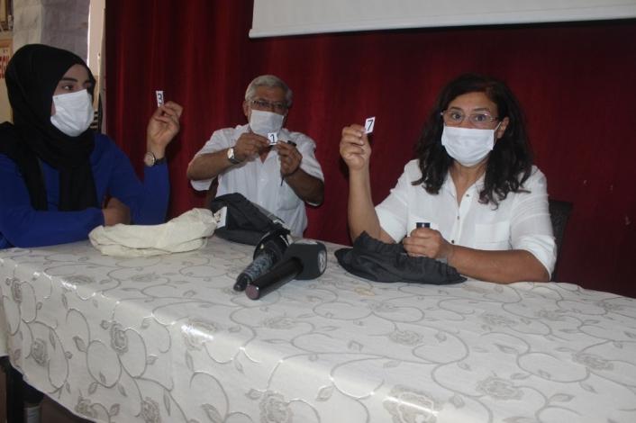 Elazığ´da işe alınacak 523 kişi kura ile belirlendi