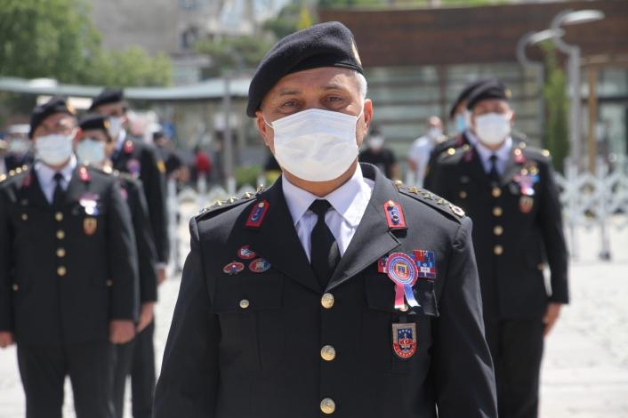 Elazığ´da Jandarma Teşkilatının 182. kuruluş yıl dönümü