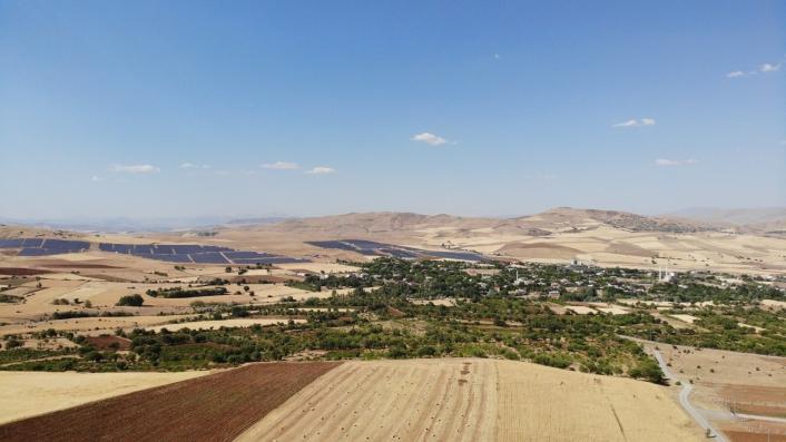 Elazığ´da köylüler 11 bin dönüm alanın tekrar mera haline getirilmesini  istedi