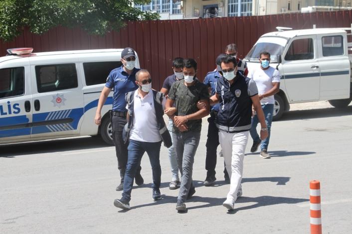 Elazığ´da polis ekipleri hırsızlara göz açtırmıyor: 7 şüpheli yakalandı