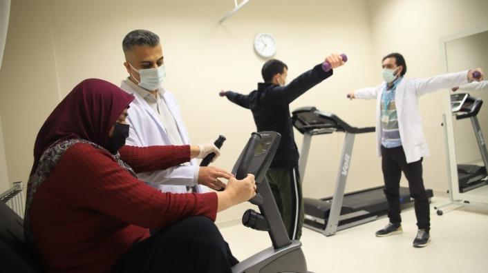 Elazığ´da Pulmoner Rehabilitasyon Merkezi hizmet vermeye başladı