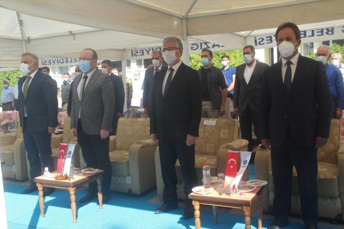 Elazığ´da şeker pancarı alım ve işletme kampanyası açılış töreni yapıldı