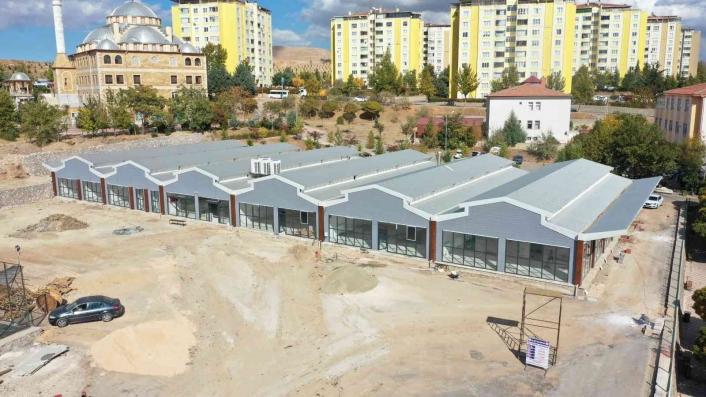 Elazığ´da Sosyal Hizmet Binası Projesinde sona gelindi