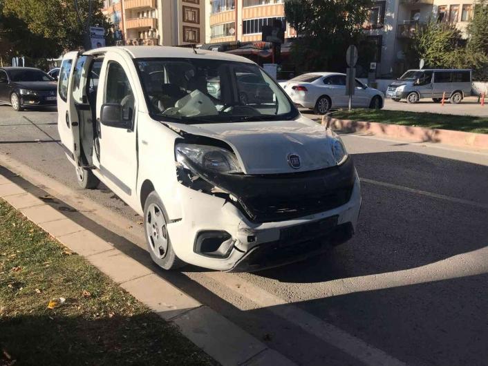 Elazığ´da trafik kazası: 4 yaralı